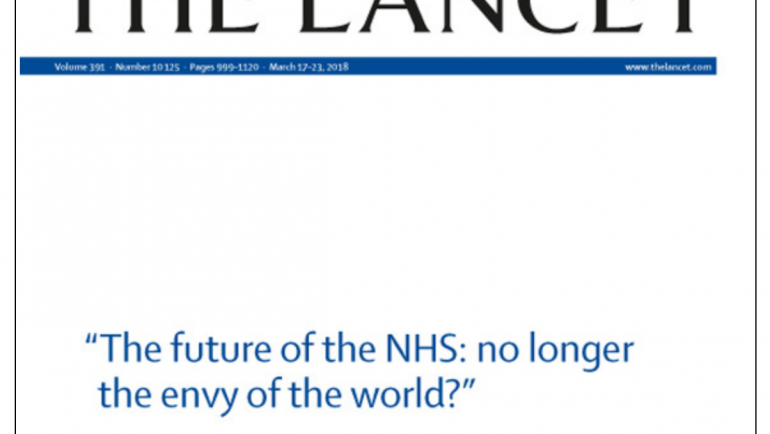 Lancet hails GH5050 report as landmark in global health history – and commits to do better