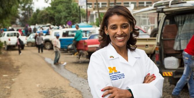 Global Health 50/50 welcomes Dr Senait Fisseha to its Advisory Council
