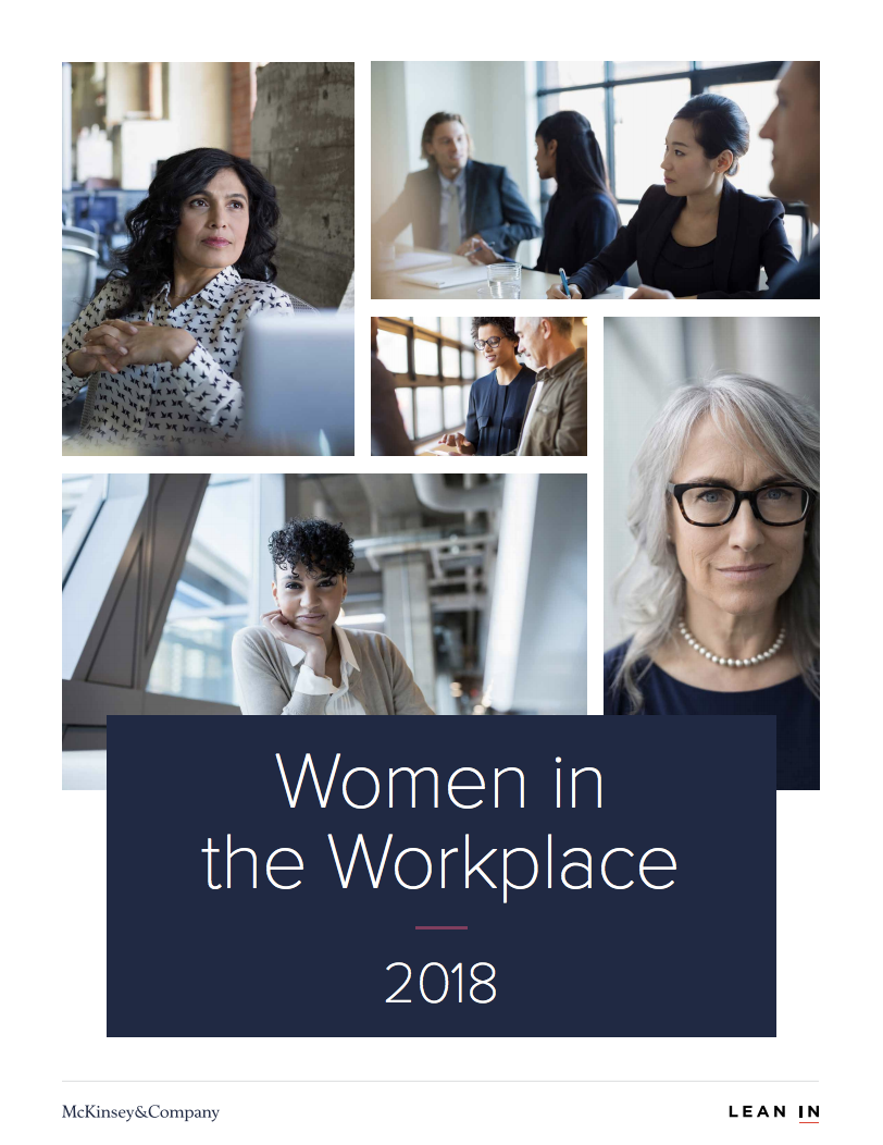 Women in the Workplace 2018