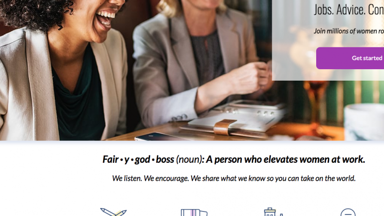 Fairygodboss: Elevating Women at Work