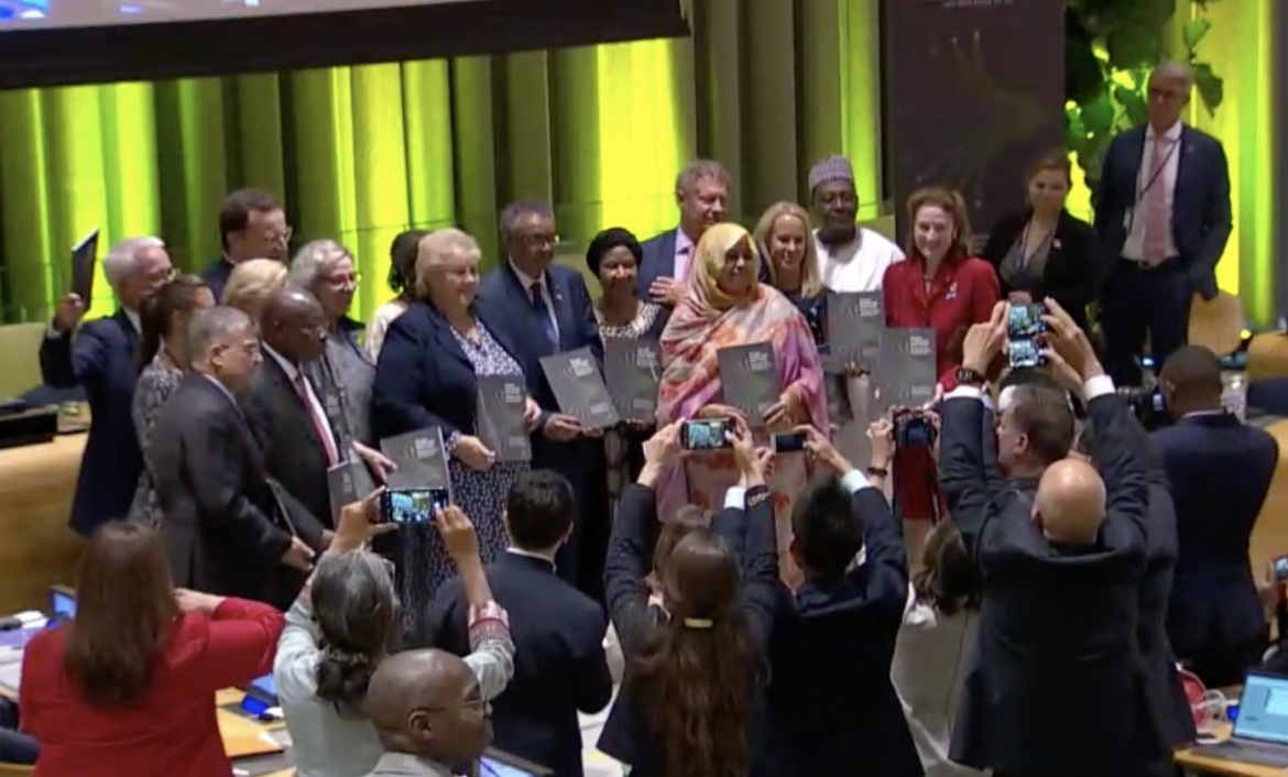 World's leading health and development organisations launch SDG3 Global Plan and commit to GH5050 methods