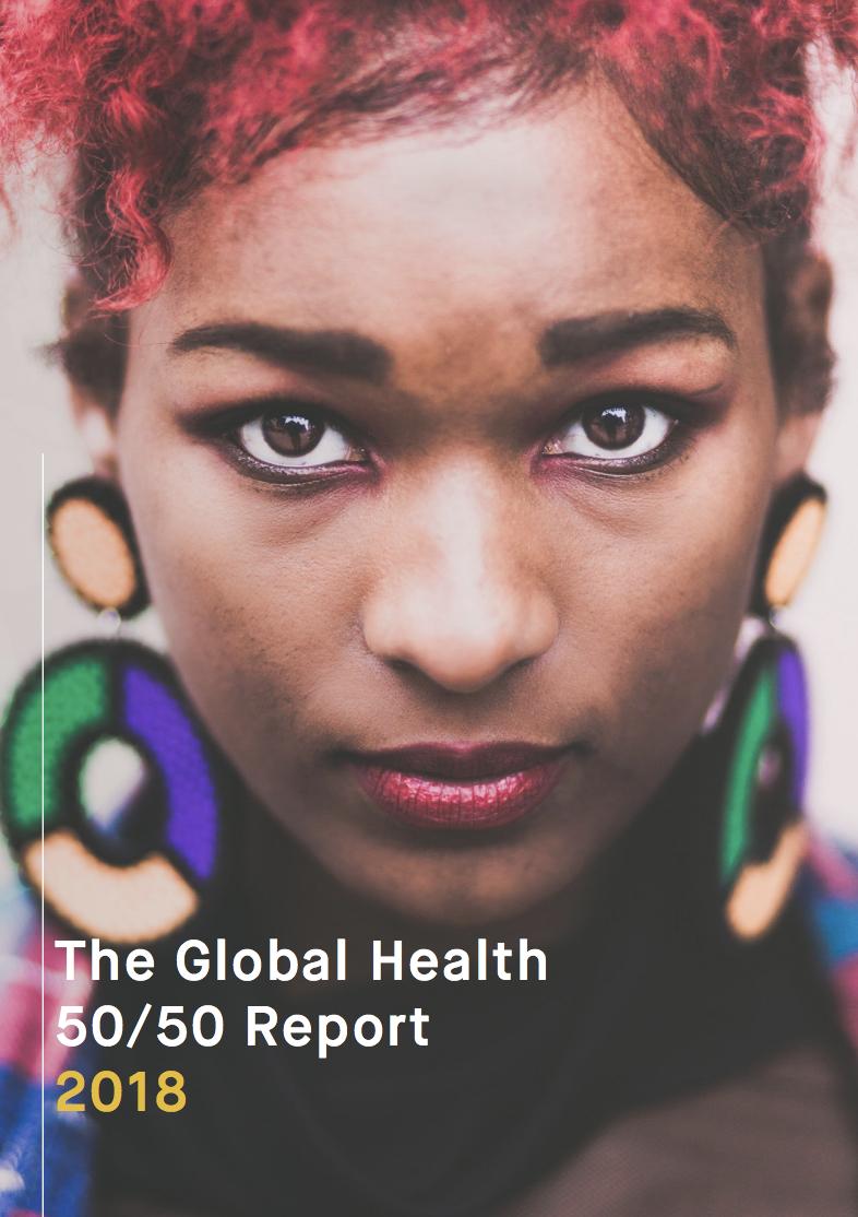 Global Health 50/50 Report 2018