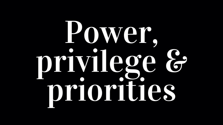 Power, privilege & priorities: the launch of the 2020 GH5050 Report