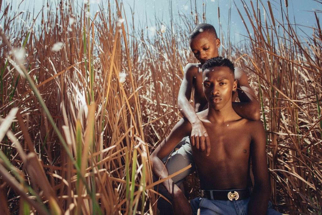 V Untitled, 2018. Micha Serraf (South Africa, 2018)