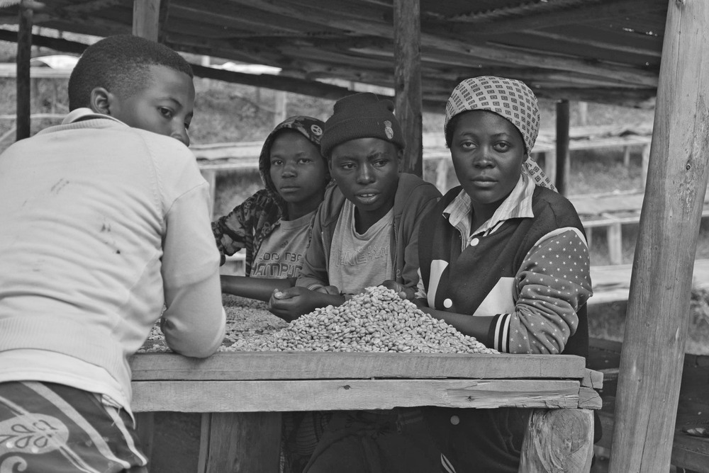 Women in Coffee. Varuna Srinivasan (Rwanda, 2018)