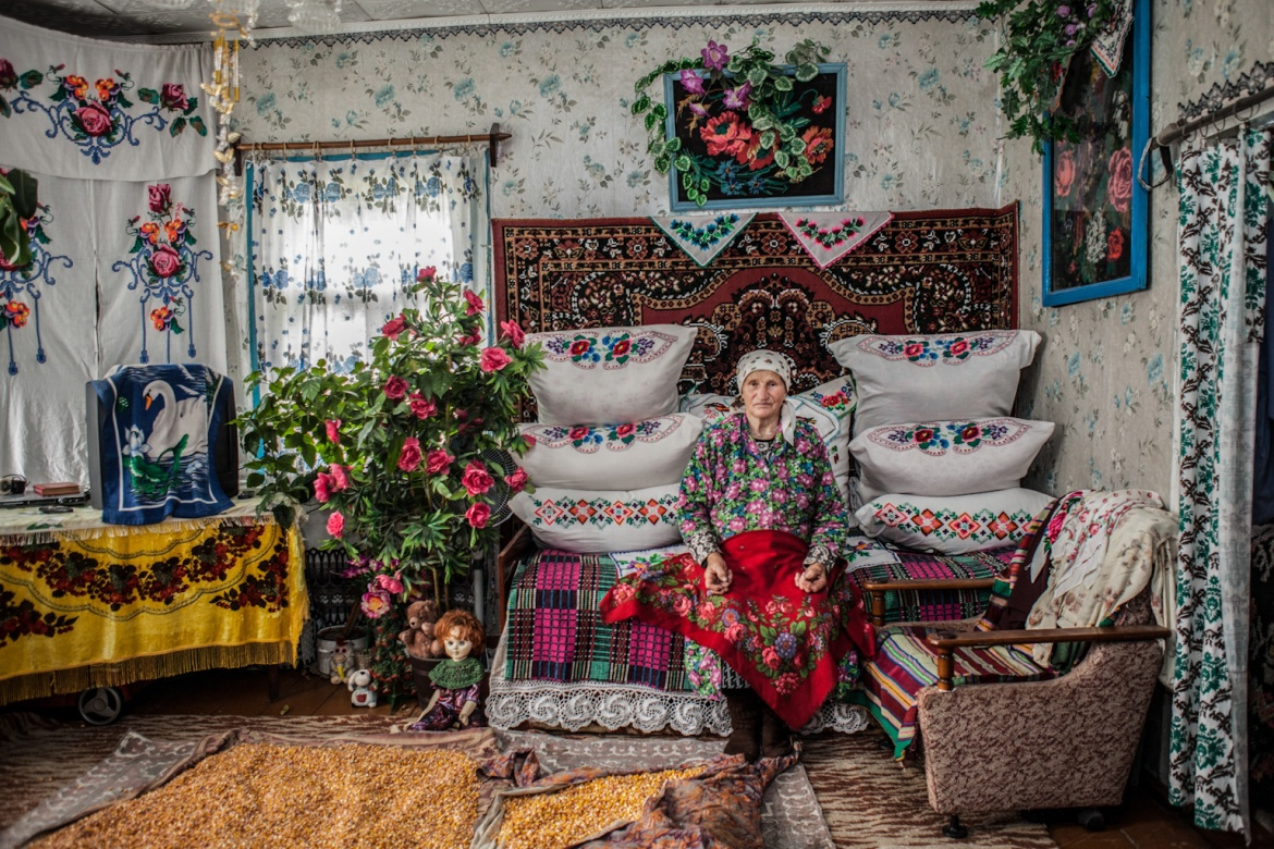 Andrei Liankevich announced as winner of the This is Gender photography competition