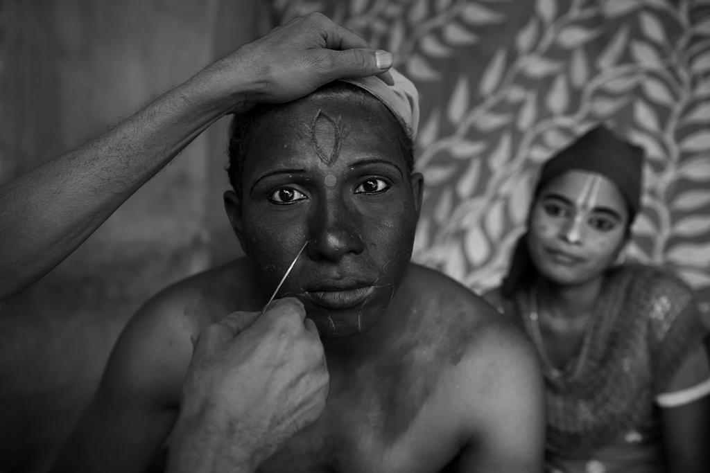The Villagers, Indranil Sengupta, (Birbhum, West Bengal, India. 2018)