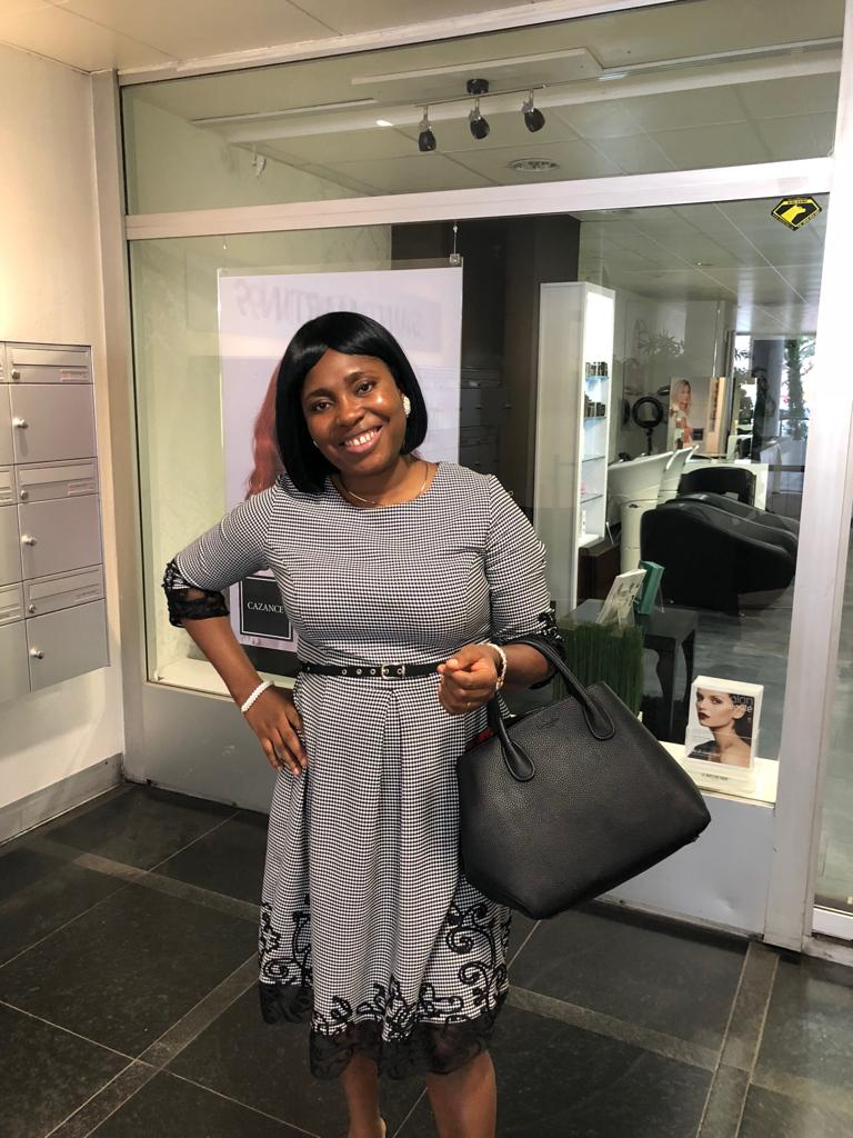 Victoria Olarewaju