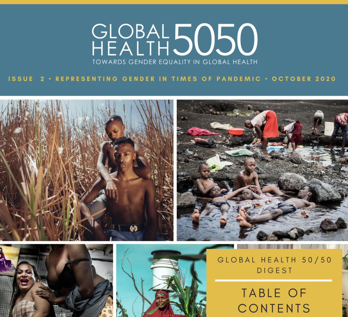 Issue 2 • Representing Gender in Times of Pandemic • GH5050 Digest