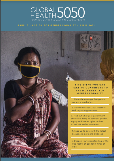 Issue 3 • Actions for Gender Equality • GH5050 Digest