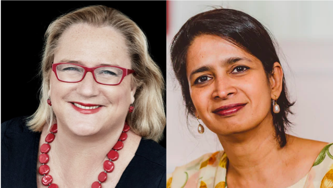 Global Health 50/50 welcomes Katja Iversen and Sharmila Mhatre to its Advisory Council