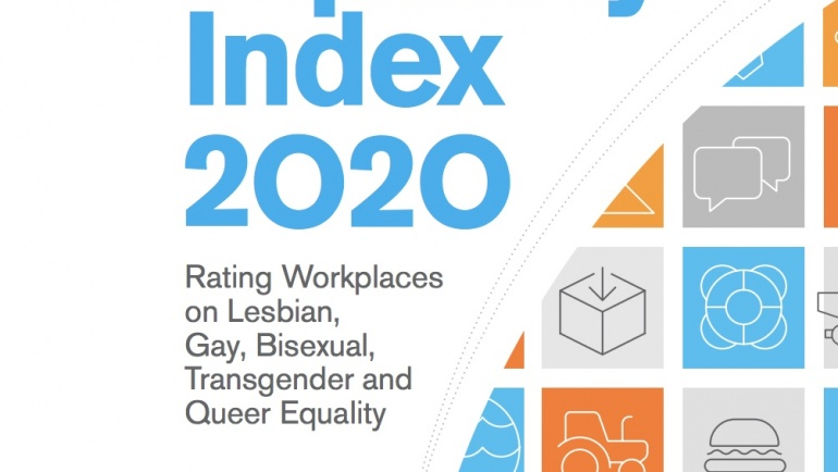 Corporate Equality Index 2020: Rating Workplaces on Lesbian, Gay, Bisexual, Transgender, and Queer Equality